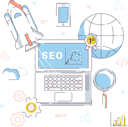 Webdesign und SEO (Suchmaschinenoptimierung) bei FalconFlat